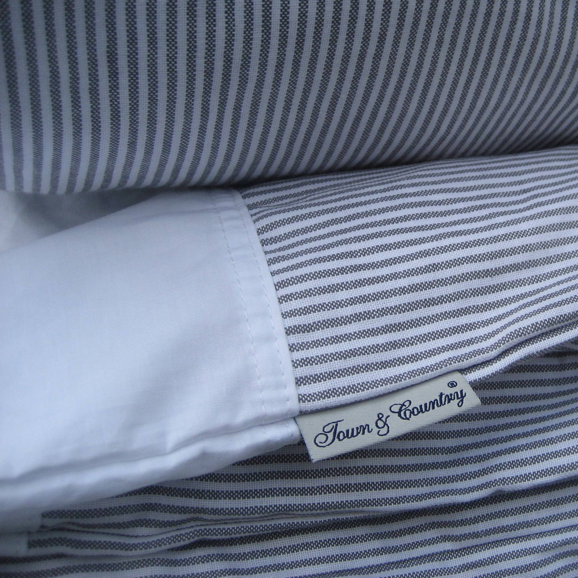 Oxford stripe grijs (3)